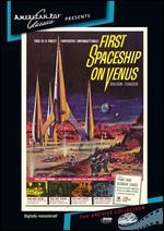 First Spaceship on Venus - Kurt Maetzig