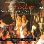 Fischer: The Daughters of Zeus, Musicalischer Parnassus