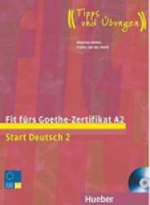 9783190018734 Fit Furs Goethe Zertifikat A2 Book Cd