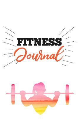 Fitness Journal: Workout Journal, Diet Log Book (Unguided)(Gym Training Log Book)(V1) - Dartan Creations