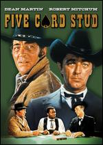 Five Card Stud - Henry Hathaway