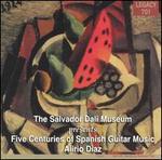 Five Centuries of Spanish Guitar Music