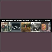 Five Classic Albums - Allman Brothers Band