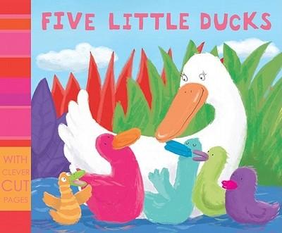 Five Little Ducks: Lickety Splits - Lumley, Jemima