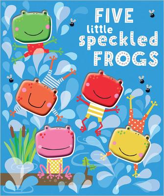 Five Little Speckled Frogs - Make Believe Ideas Ltd