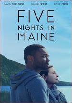 Five Nights in Maine - Maris Curran