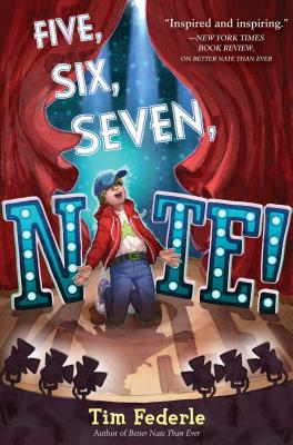 Five, Six, Seven, Nate! book cover