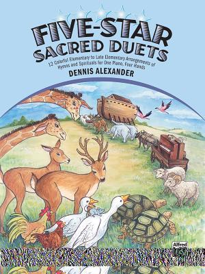 Five-Star Sacred Duets - Alexander, Dennis