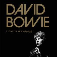 Five Years 1969-1973 [Nine-CD] - David Bowie