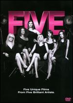 Five - Alicia Keys; Demi Moore; Jennifer Aniston; Patty Jenkins; Penelope Spheeris