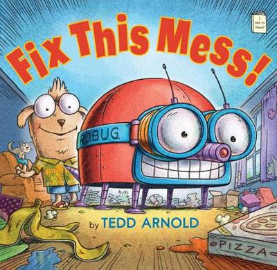 Fix This Mess! - Arnold, Tedd