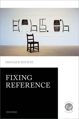 Fixing Reference - Dickie, Imogen