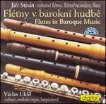 Flétny v barkoní hudbe (Flutes in Baroque Music)
