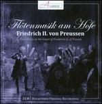 Flötenmusik am Hofe Friedrich II von Preussen