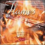 Flames: Swedish Woodwind Quintets