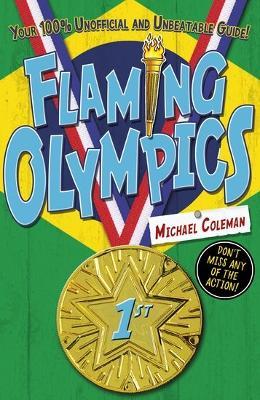 Flaming Olympics - Coleman, Michael