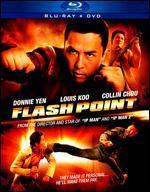 Flash Point [2 Discs] [Blu-ray/DVD]