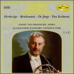 Flemish Romantic Horn Concertos