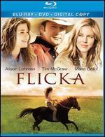 Flicka [2 Discs] [Includes Digital Copy] [Blu-ray/DVD]