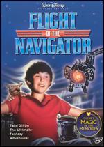 Flight of the Navigator - Randal Kleiser