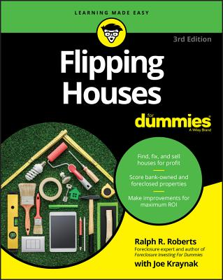 Flipping Houses for Dummies - Roberts, Ralph R