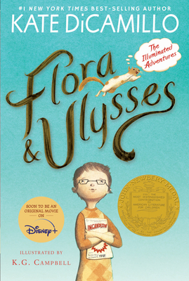 Flora and Ulysses: The Illuminated Adventures - DiCamillo, Kate