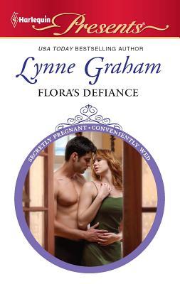 Flora's Defiance - Graham, Lynne