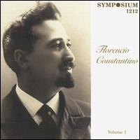 Florencio Constantino - Florencio Constantino