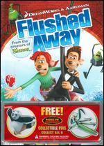 Flushed Away [P&S] [With 2 Kung Fu Panda Pins]