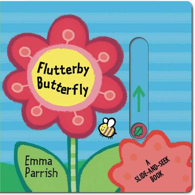 Flutterby Butterfly: A Slide-And-Seek Book - Parrish, Emma