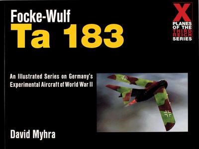 Focke-Wulf Ta 183 - Myhra, David