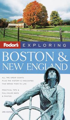 Fodor's Exploring Boston & New England - Locke, Tim, and Gordon, Sue