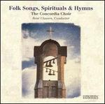 Folk Songs, Spirituals, and Hymns