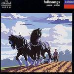 Folksongs by Pears & Britten