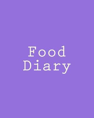 Food Diary - Books, Health & Fitness