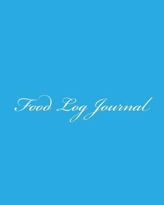 Food Log Journal - Books, Health & Fitness