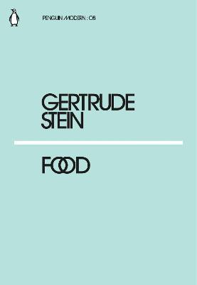 Food - Stein, Gertrude