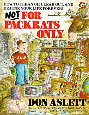 For Packrats Only - Aslett, D.