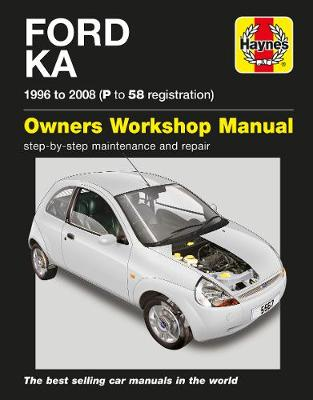 Ford Ka Service and Repair Manual -
