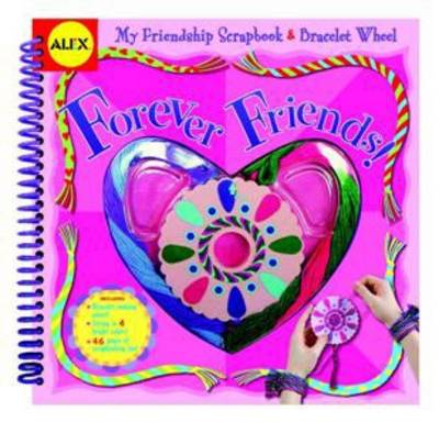Forever Friends: My Friendship Scrapbook & Bracelet Wheel - Lou, Nica