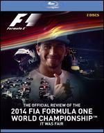 Formula One Review: 2014 [Blu-ray]