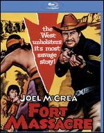 Fort Massacre [Blu-ray]