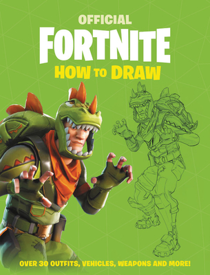 Fortnite (Official): How to Draw - Epic Games