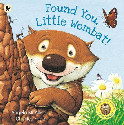 Found You, Little Wombat! - McAllister, Angela