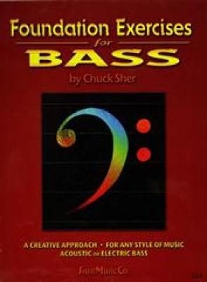 Foundation Exercises for Bass - Sher, Chuck