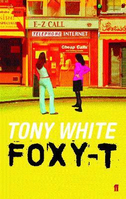 Foxy-T-Trade - White, Tony