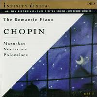 Frédéric Chopin: The Romantic Piano - Eva Smirnova (piano); Vladimir Shakin (piano)