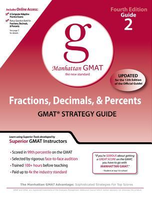Fractions, Decimals, & Percents GMAT Preparation Guide - Manhattan Gmat