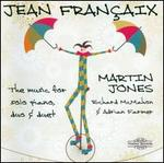 Fran�aix: The Music for Solo Piano, Duo & Duet