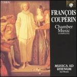 François Couperin: Chamber Music (Complete) - Musica ad Rhenum; Nicholas Milne (viola da gamba)